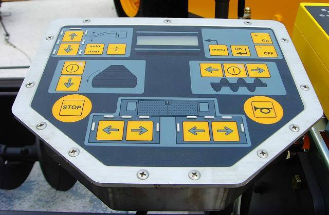 Volvo control panel Featured Image