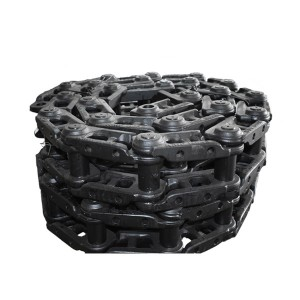 China Factory for All Terrain Rubber Track -