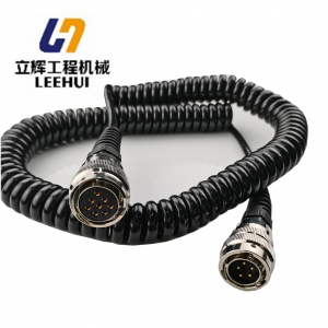 Vogele Sprial Cable