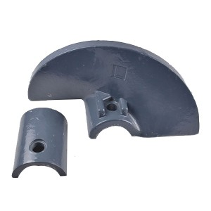 Low price for Volvo 8820b Track Pads -